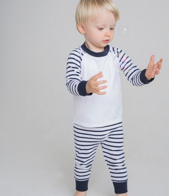 Baby/Toddler Striped Pyjamas