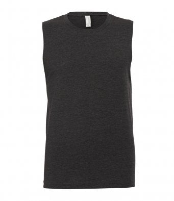 Bella + Canvas Jersey Muscle Tank