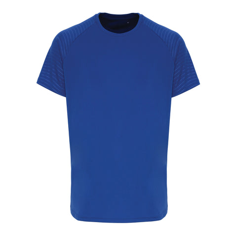 TriDri® embossed sleeve t-shirt