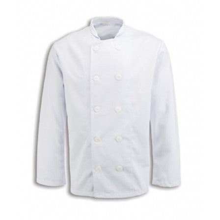 Dennys Chef's jacket long sleeve