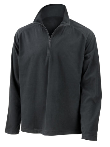 Result Micron fleece mid-layer top