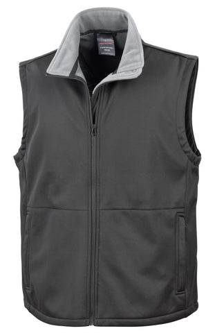 Result Core Softshell Bodywarmer