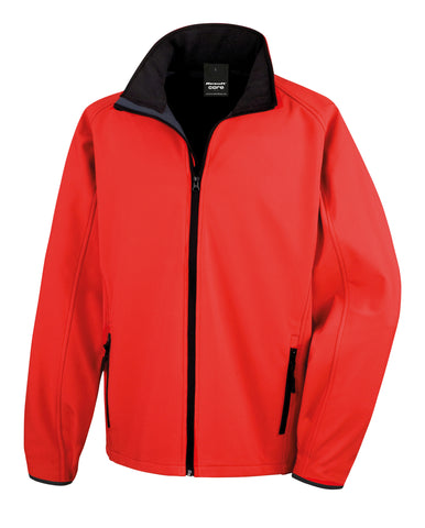 Result Printable softshell jacket