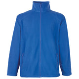Fruit of the Loom Full-zip fleece