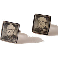 ROBERT E LEE CUFFLINKS New Orleans Cufflinks