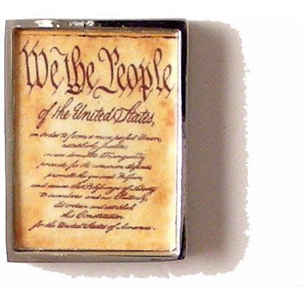 AMERICAN CONSTITUTION LAPEL PIN New Orleans Cufflinks