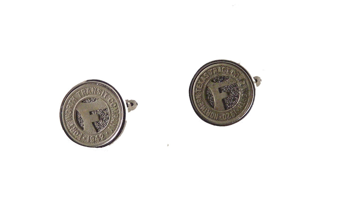forth worth token cufflinks new orleans cufflinks