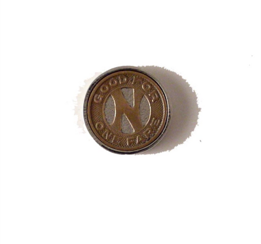 nashivlle token lapel pin new orleans cufflinks