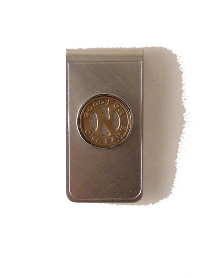 NASHVILLE TOKEN MONEY CLIP