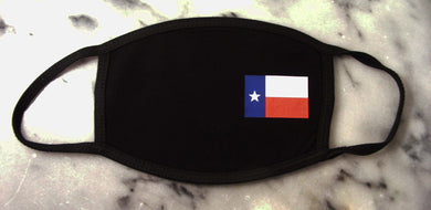TEXAS FLAG MASK NEW ORLEANS CUFFLINKS