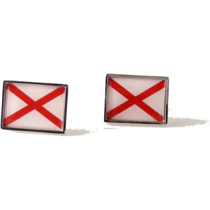 ALABAMA FLAG CUFFLINKS New Orleans Cufflinks