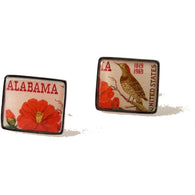ALABAMA CUFFLINKS New Orleans Cufflinks