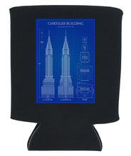 Load image into Gallery viewer, BLUE PRINT KOOZIE NEW ORLEANS CUFFLINKS