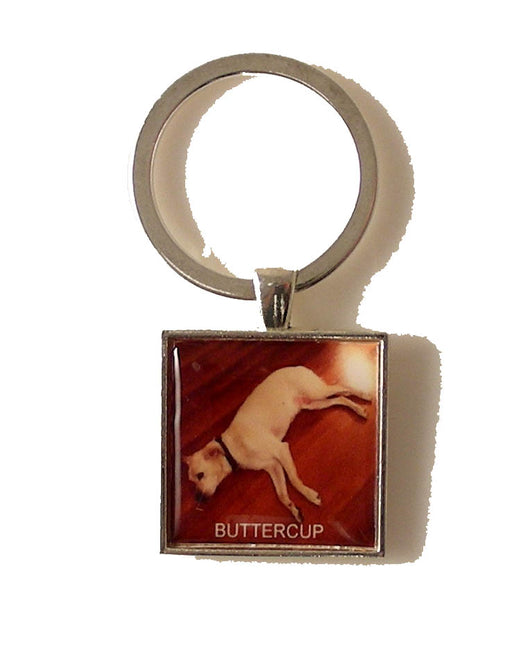 custom photo key ring new orleans cufflinks