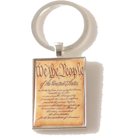 AMERICAN CONSTITUTION KEY RING New Orleans Cufflinks
