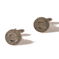 AUTHENTIC DISTRICT OF COLUMBIA TRANSIT TOKEN CUFFLINKS New Orleans Cufflinks