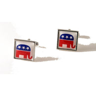 REPUBLICAN CUFFLINKS New Orleans Cufflinks