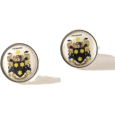 CUSTOM FAMILY CREST CUFFLINKS New Orleans Cufflinks