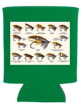 Load image into Gallery viewer, FISHING LURE KOOZIE NEW ORLEANS CUFFLINKS