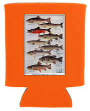 Load image into Gallery viewer, TROUT KOOZIE NEW ORLEANS CUFFLINKS