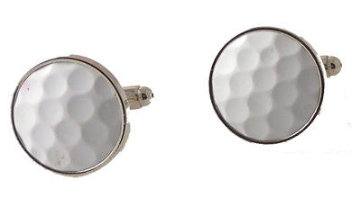 golf ball cufflinks new orleans cufflinks