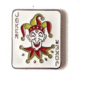 JOKER LAPEL PIN New Orleans Cufflinks