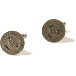 KANSAS CITY TOKEN CUFFLINKS New Orleans Cufflinks