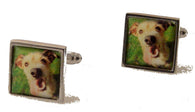 square custom photo cufflinks new orleans cufflinks