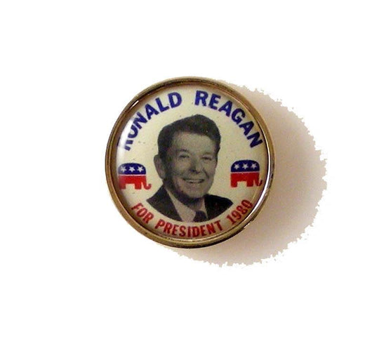 RONALD REAGAN LAPEL PIN