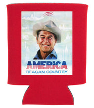 Load image into Gallery viewer, RONALD REAGAN KOOZIE NEW ORLEANS CUFFLINKS
