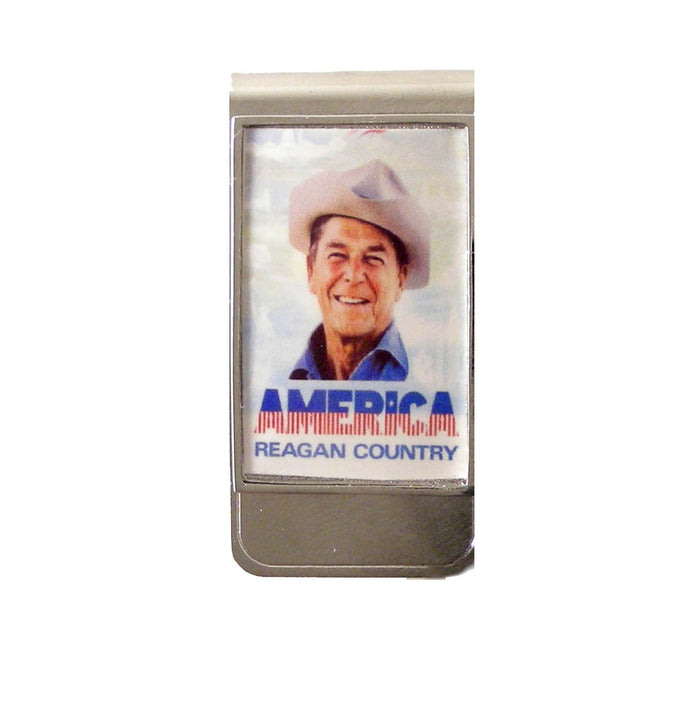 REAGAN COUNTRY MONEY CLIP