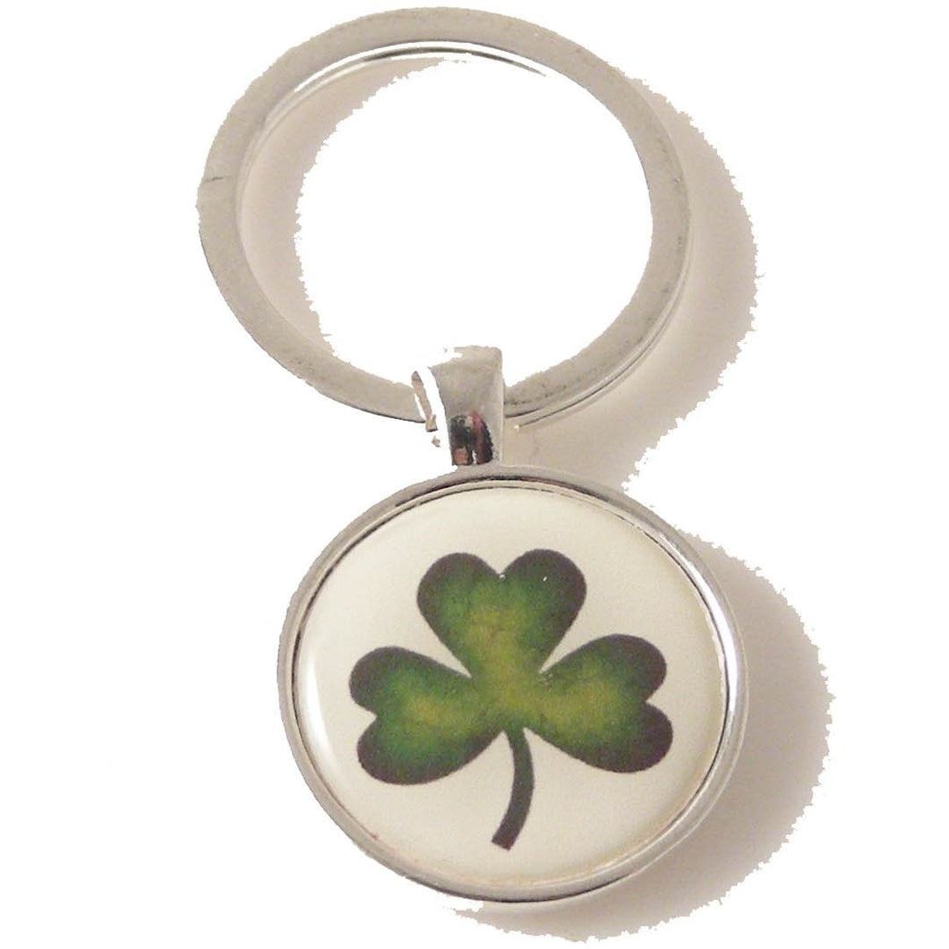 SHAMROCK KEY RING New Orleans Cufflinks