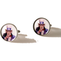 UNCLE SAM CUFFLINKS