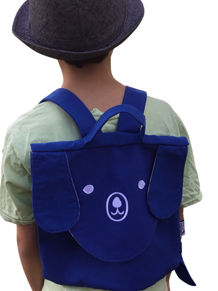 Kids Backpack Little Leaf Eco NZ