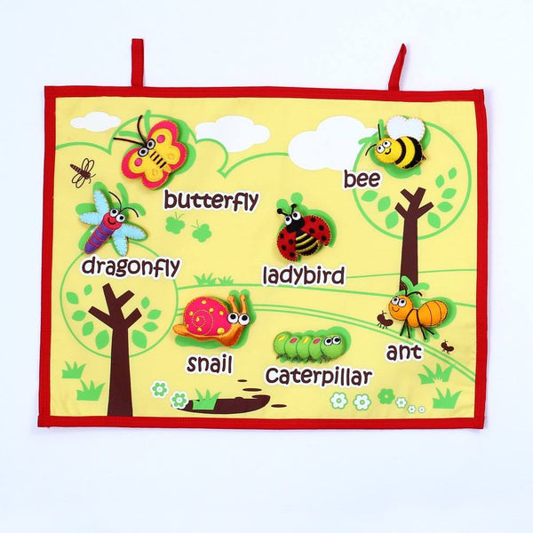 Insects Wall Chart