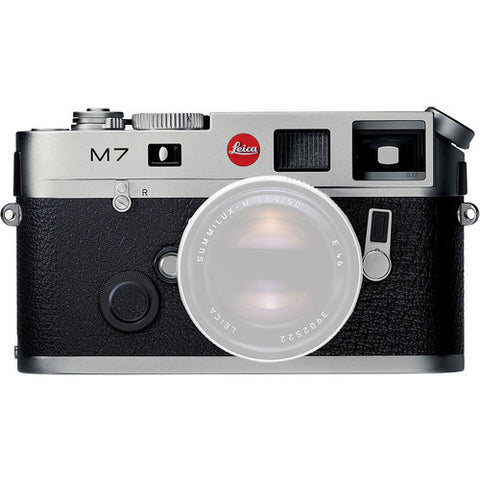 Leica M7  Rangefinder Camera (Silver) Body Only