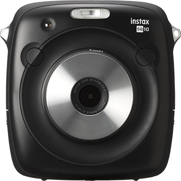 Fujifilm Instax Square SQ10 Hybrid Instant Digital Camera