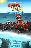 SHARK BULLIES FULL COLOR PAPERBACK -PRE ORDER NOW