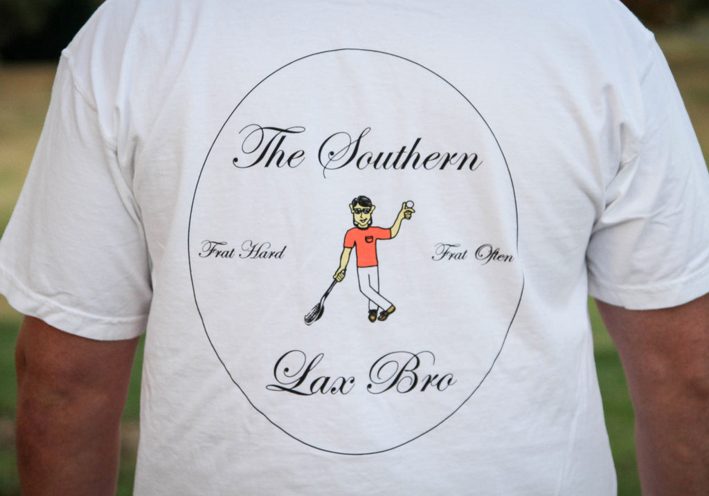 Southern Lax Bro Pocket Tee