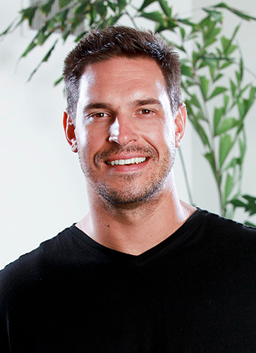 Eben Britton, Co-Founder
