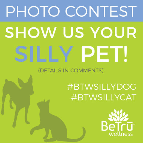 Be Trū Wellness Pet Lovers Sweepstakes and Instagram photo contest