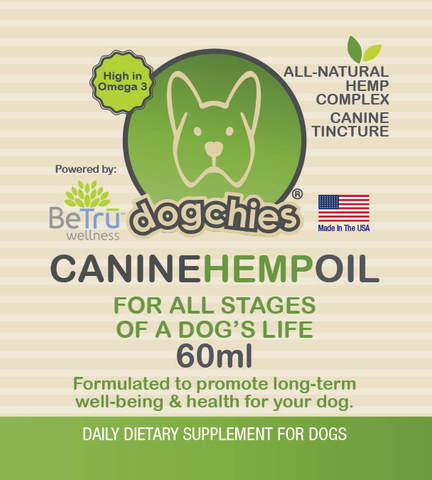 Dogchies canine tincture