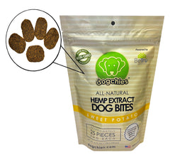 Dogchies hemp treats