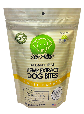 Dogchies® All-Natural Hemp Extract Dog Bites