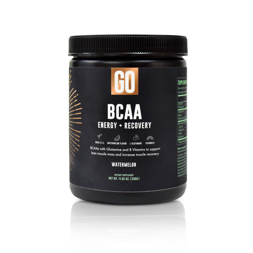 BCAA - Recovery Energy Product - Box