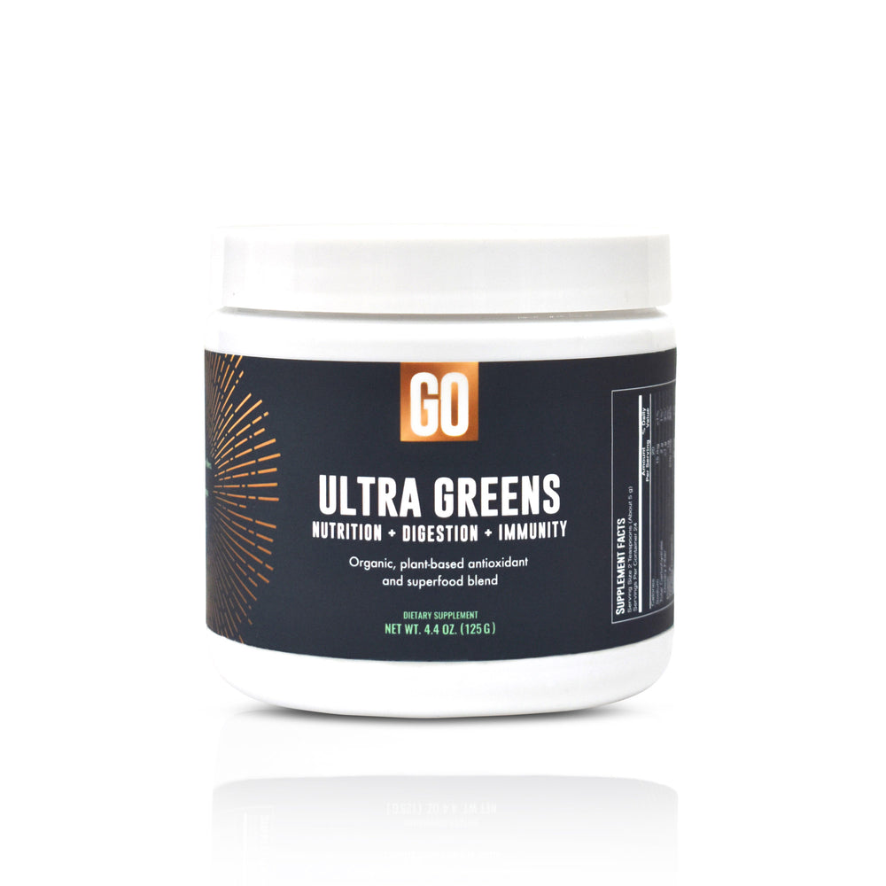 Ultra Greens - Nutrition + Digestion + Immunity