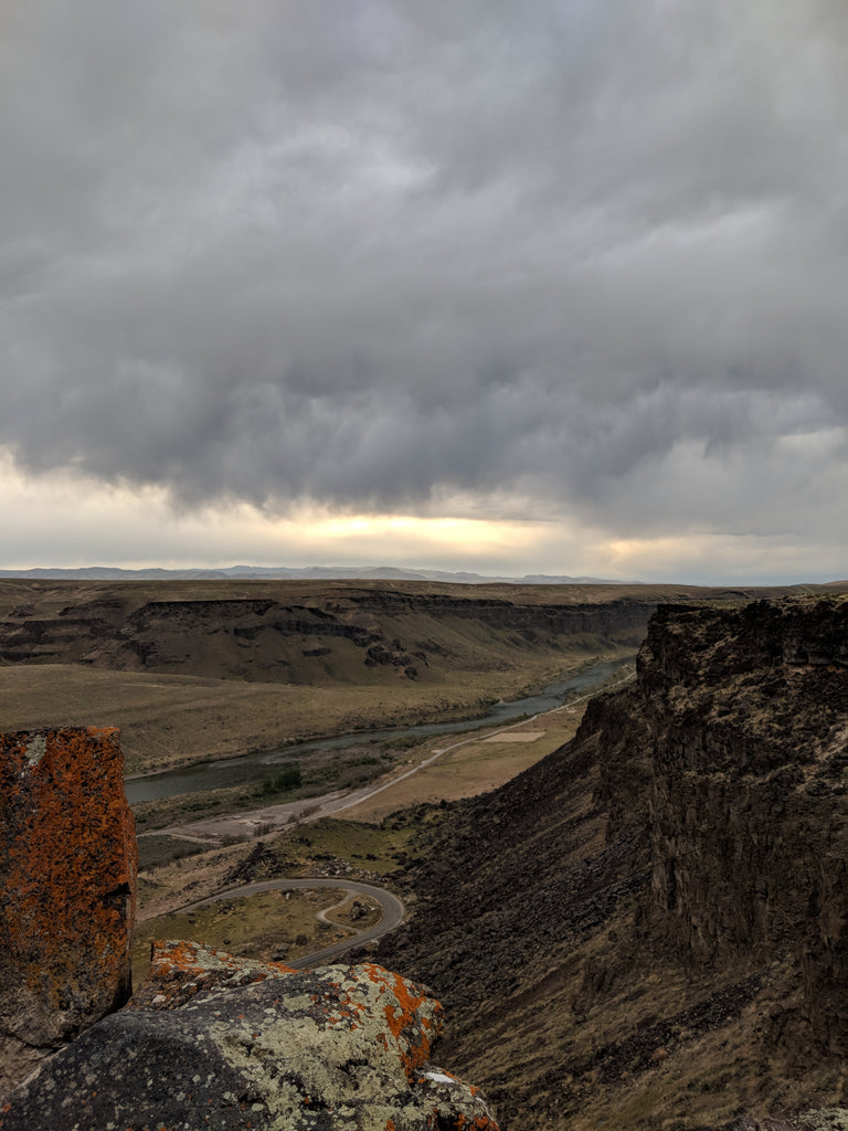 swan falls idaho offline outdoors snake river canyon