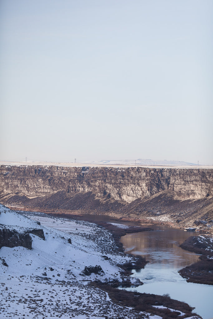 swan falls idaho offline outdoors snake river canyon radion photography