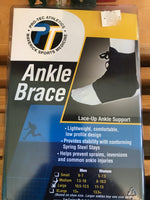 Pro Tech Ankle Brace Lace Up Ankle Support