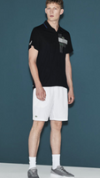 Lacoste Men's Sport Tennis Stretch Shorts - White